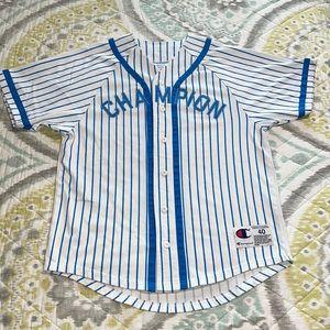 Champion Button Down Shirt